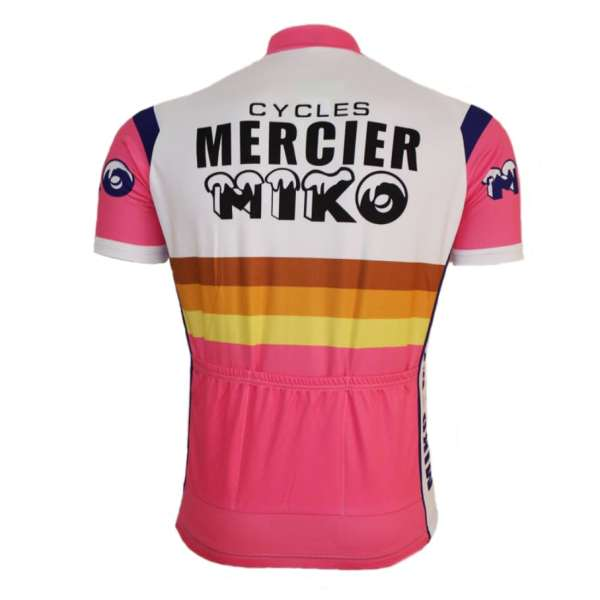 maillot vintage mercier miko vélo cycliste