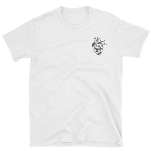tshirt t-shirt vélo course vintage campagnolo