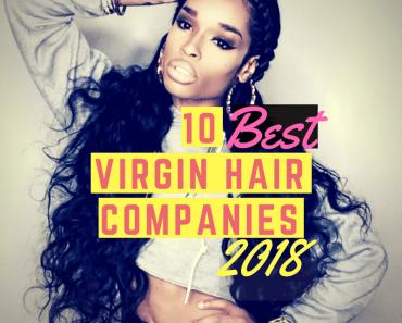 best virgin hair bundles companies