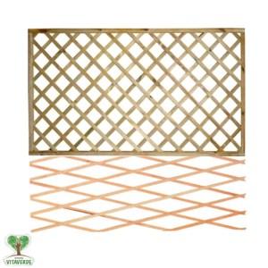 Pannelli/grigliati in legno