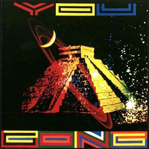 """GONG """"You"""" CD - Volume Brutal"""