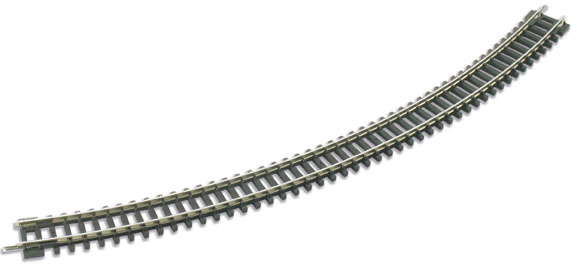 Peco N ST17 Radius 3 Double Curve, WaltonsModels.co.uk