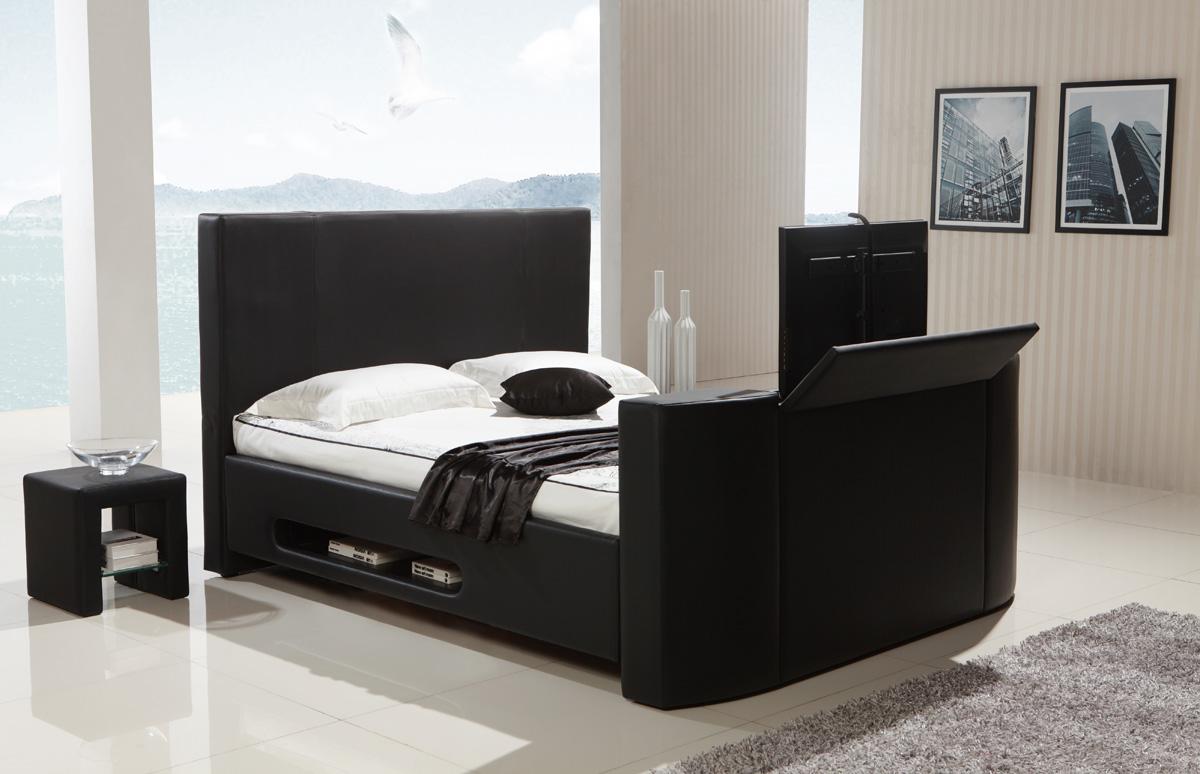 Schlafzimmer Mit Fernseher | Ferienwohnung Palais Am Meer 2 Whg 20 ...
