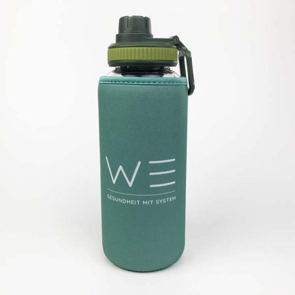 Glasflasche Lara WE-Franchise Edition