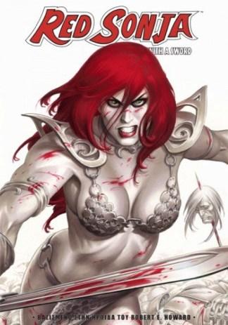 Εξώφυλλο Red Sonja 1