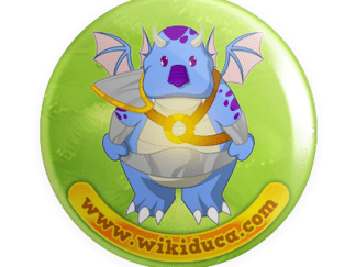 Wikiduca Chapa 19 - Dragodino Graduado Sprite