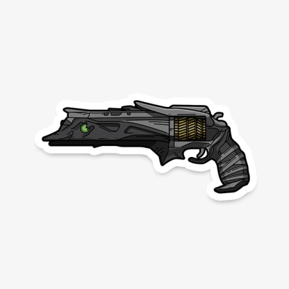 Destiny Thorn gaming weapon sticker by WildeThang