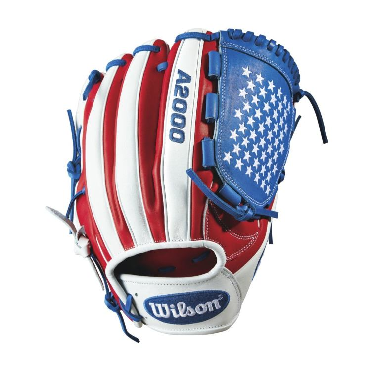 Old Glory A2000 Glove - July 2016 | Wilson Sporting Goods