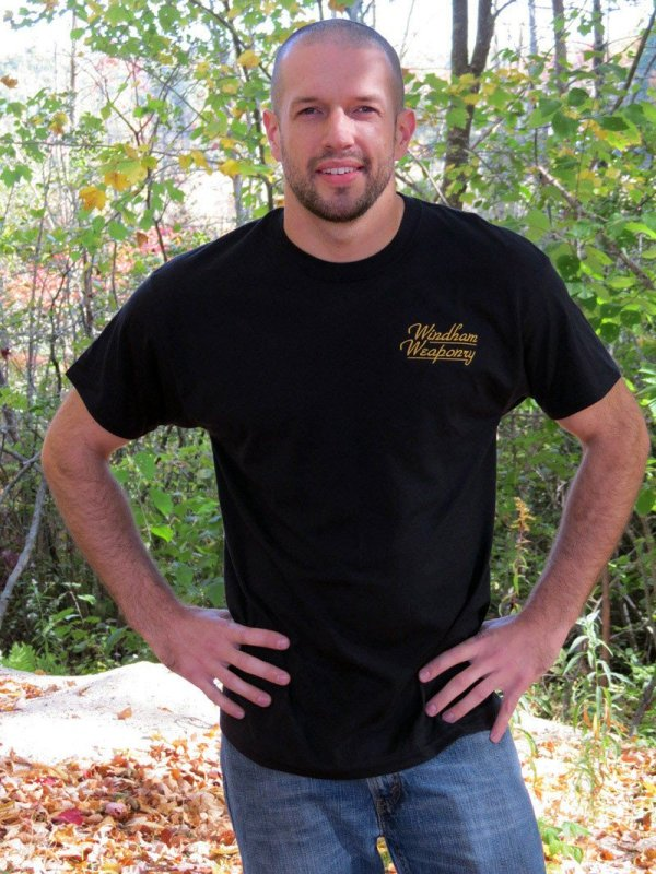 Windham Weaponry Black T-Shirt