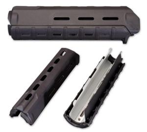 Magpul MOE M-Lok Mid-Length Handguard Set for AR15 / M16