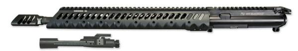 Windham Weaponry .300 Blackout Flattop Upper Receiver Assembly with Diamondhead VRS Free Float Forend
