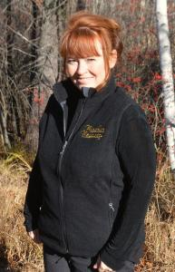 Windham Weaponry Black Fleece Vest for Women
