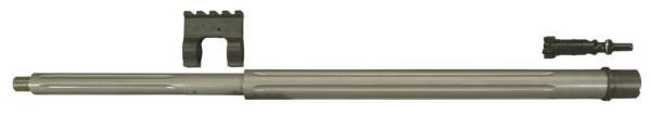 "Varmint Exterminator 20"" Fluted Threaded  Barrel for AR15 / M16"