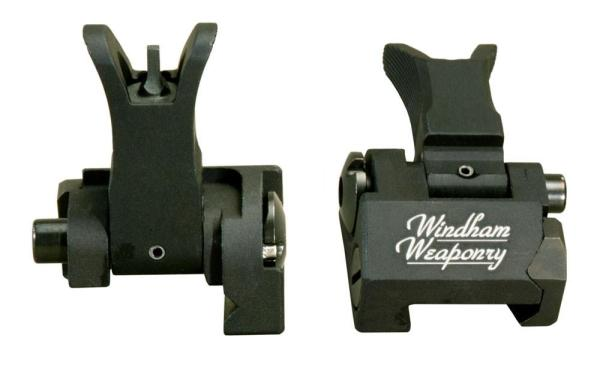 Troy Front Flip Sight for AR-15 / M16