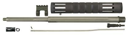 Varmint Exterminator 20in Fluted Threaded  Barrel Kit for AR15 / M16
