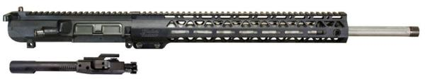 "Windham Weaponry 20in 6.5 Creedmoor Flattop Upper Receiver Assembly with WW 15"" Freefloat Handguard"