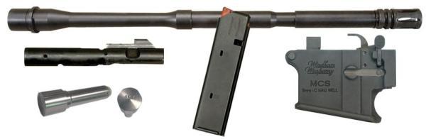 MCS (Multi Caliber System) 9mm Conversion Kit