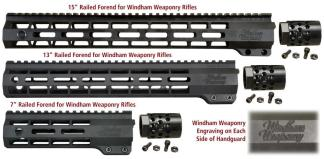 .223 / 5.56mm Handguards & Grips