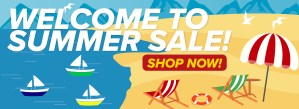 Welcome To Summer Promo