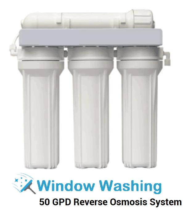 50 GPD Reverse Osmosis System