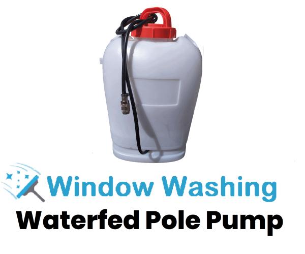 6 Metre Waterfed Pole Kit