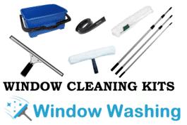 9 Metre Window Cleaning Equipment Kit