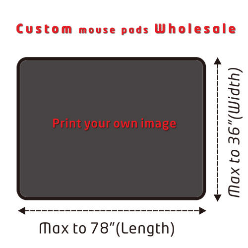 wholesale custom printed mouse
