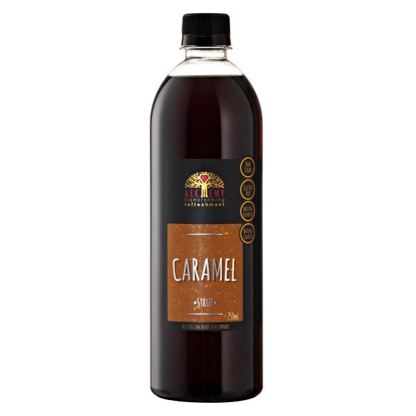 button to buy Alchemy Caramel Syrup