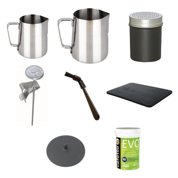 button to buy Home Barista Kit