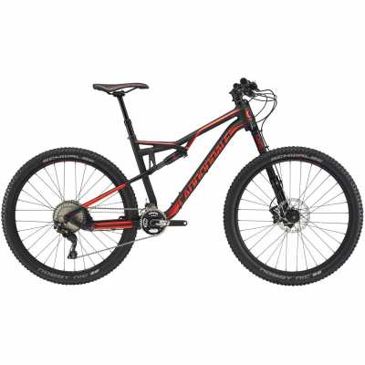 Cannondale Habit Carbon 3 Fully-MTB 27,5 Zoll S = 40 cm