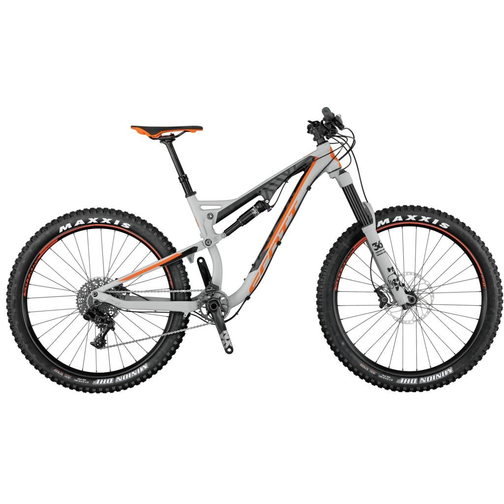 Scott Genius LT 720 Plus Fullsuspension Mountainbike
