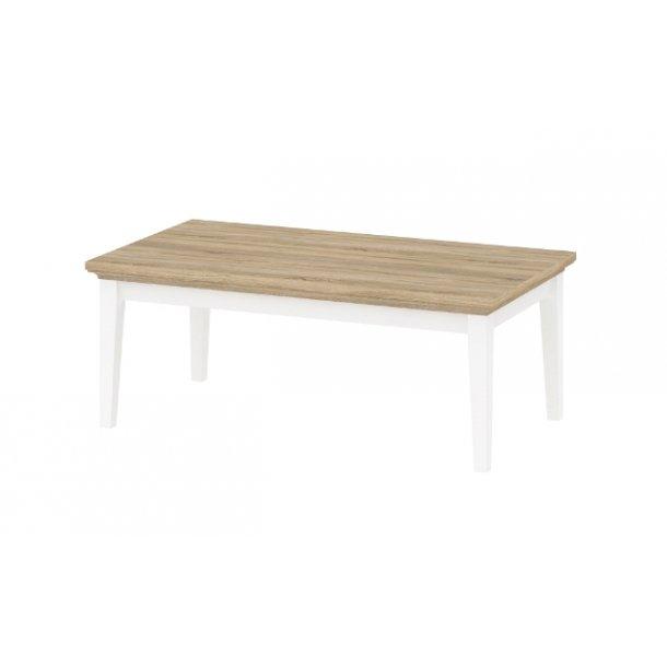 billige sofaborde online rafferty sofa console table paris sofabord i eg kob mobler gratis levering egetrae hvid