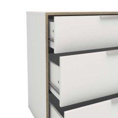Billige Sofaborde Online Leather Sofa For Restaurants Line Kommode 3 Skuffer - Lille Billig I God Kvalitet