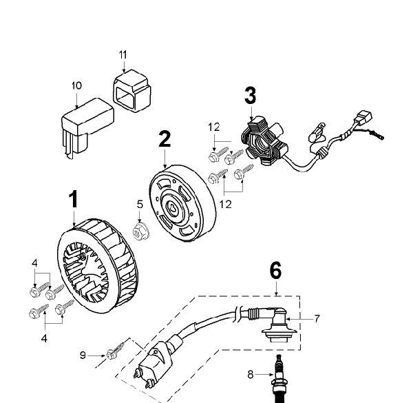 CDI Boks Original Peugeot