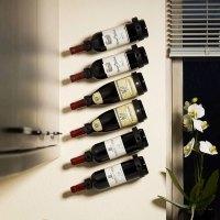 Vini wine holder wall for 6 bottles