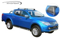 Mitsubishi Triton 2015 on Roof Racks Sydney
