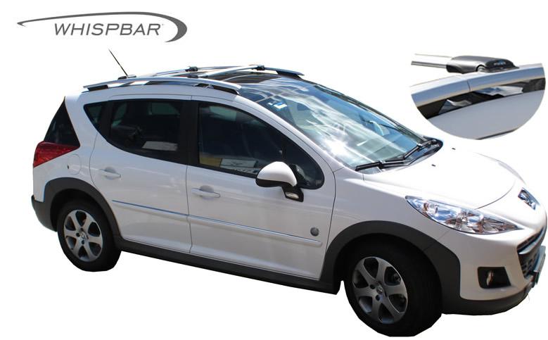 Peugeot 207 Roof Rack Sydney
