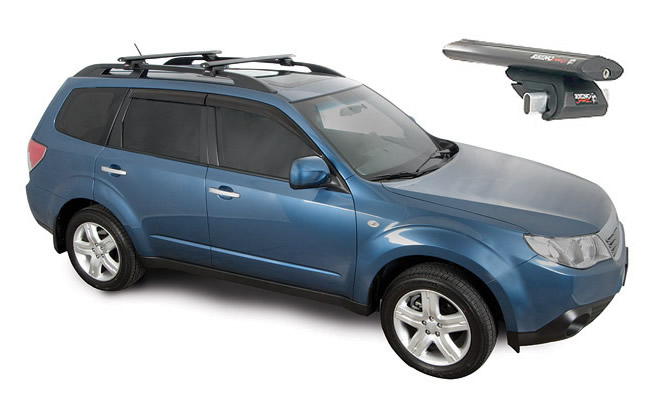 subaru forester roof rack 2017