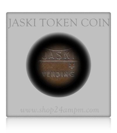 jaski token coin - Rich Vending Coin (check worth it )
