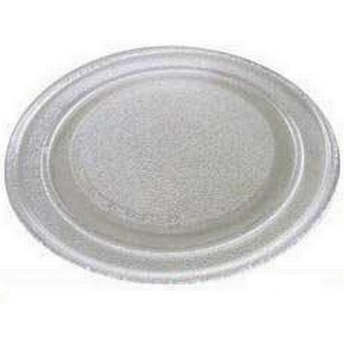 microwave oven turntable glass plate plain size 9 5 approx