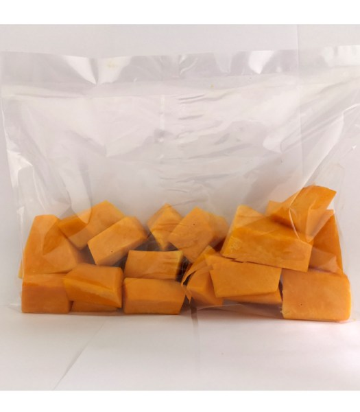 Diced Pumpkin 300g