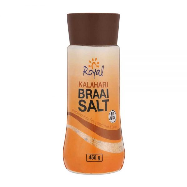 Royal Kalahari Flask Braai Salt Mix