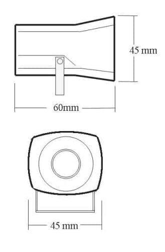 Lynteck SO401 Miniature Piezo Sounder