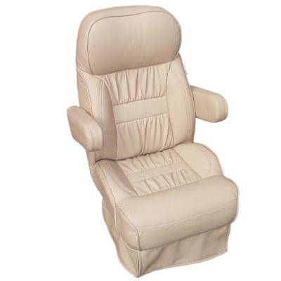 rv furniture captains chairs fishing chair boat cabrillo captain recliner, - shop4seats.com