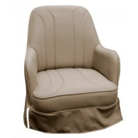 De Marco RV Barrel Chair Furniture, RV Seat