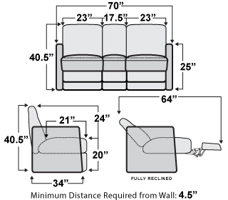 Wall Recliner With Power Power Wheelchairs Wiring Diagram