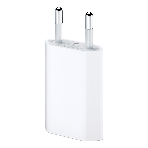 Apple USB Wall Adapter Λευκό (A1400) Apple USB Wall Adapter A1400 (Retail Box)