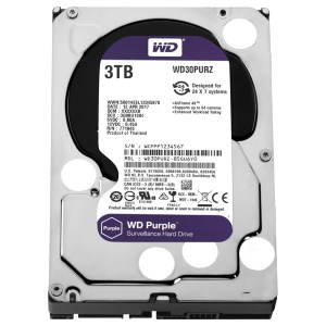Western Digital Purple 3TB (WD30PURZ)