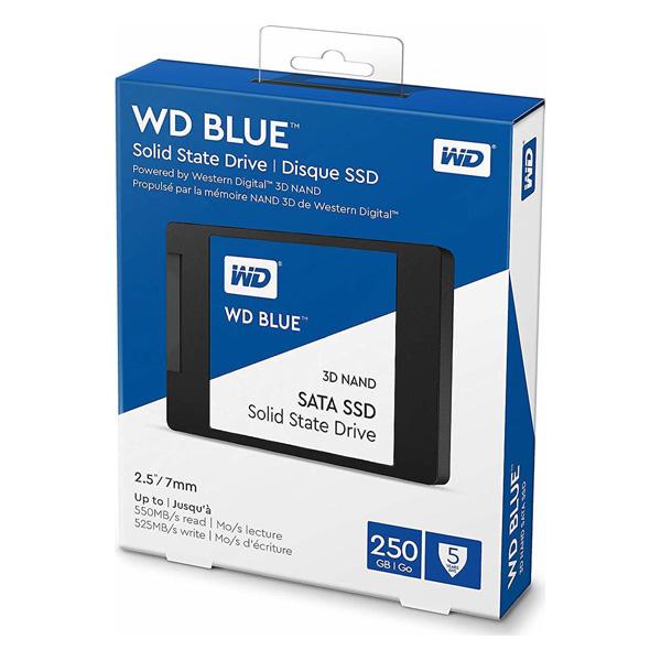 Western Digital Blue 3D 250GB