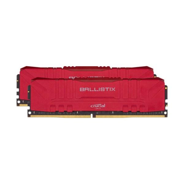 Crucial Ballistix Red 32GB DDR4-3000MHz (BL2K16G30C15U4R)
